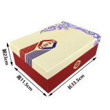新しいデザイン卸売によってカスタマイズされる靴箱または習慣の靴箱かボール紙の靴箱の卸売