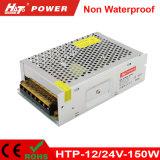 alimentazione elettrica di commutazione del driver dell'alimentazione elettrica di 12V/24V 150W LED LED