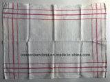 Van de Katoenen van de Jacquard van de Opbrengst van de Fabriek van China de Douane Gecontroleerde Theedoek Mat van de Plaat