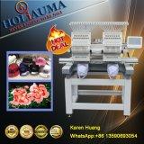 Самым лучшим швейная машина компьютеризированная качеством для крышки/тенниски/одежды подобной к Tajima
