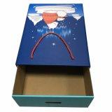 Impreso en color Kraft cartón corrugado Pesado Caja de envío
