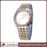 Montre-bracelet de dames de mode de mouvement de quartz de diamant