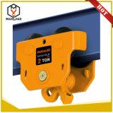 전기 트롤리 유형을%s 가진 2 톤 전기 체인 호이스트
