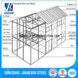 가벼운 Prefabricated 강철 구조물 창고 작업장 헛간