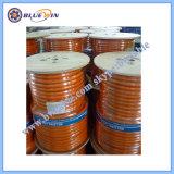 Tamanhos de cabo de solda Enroladores de cabos de soldagem ampacidade CABO DE SOLDADURA