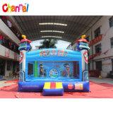 Cartoon Inflatable Bouncer Paw chien château gonflable pour les enfants