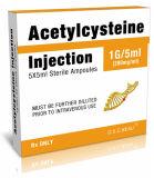 Acétylcystéine la médecine occidentale de la glutathion la peau de Pentecôte