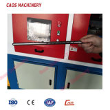 Dent en appuyant sur machine de formage pour tuyau de sortie avec l'usine de traitement de prix