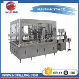 Máquina de rellenar de la bebida del zumo de fruta con el sistema de reciclaje del CIP