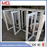 China UPVC Frame Glass Impact Windows
