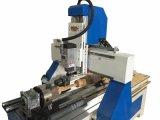 Ranurador de madera del CNC para la máquina de madera de la carpintería de los muebles del grabado de la puerta