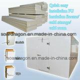 Instalação Rápida Fácil Isolação PU Freezer / Cold Storage / Cold Room