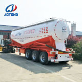 La Chine Juyuan 40 CBM pétrolier de ciment en vrac semi remorque de camion, Tailer ciment (volume en option) remorque de camion pièces de rechange