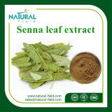 Senna Leaf Fornitore Sennoside 100% Natural&#160 puro dell'estratto; Senna Leaf Estratto