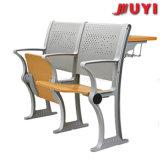 Presidente Jy-U202 Fábrica barato Matel con la silla de madera Tabla Pad meetting Presidente