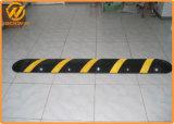 Controle de segurança de 6 pés de borracha da garagem Lombas