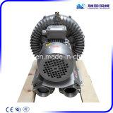 Aspirateur central à l'aide de la machine de nettoyage du système canal latéral de la soufflante