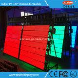 P5 cubierta módulo de pantalla LED