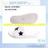 Factory Custom Star Comfort Slipper Sandale à glissière pour hommes