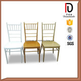 Stacking Party Wedding Event Metal Hotel Banquete Restaurante Chiavari Tiffany Chair