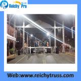 アルミニウム照明トラス、トラスシステム、アルミニウム段階のトラス