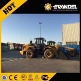 Meilleure configuration de chargeur sur roues de 5 tonne Liugong Clg856h