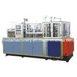 Automático de papel caja de fideos que hace la máquina