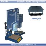 Caja de plástico de soldadora de ultrasonidos