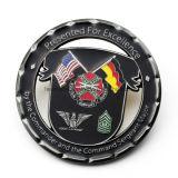 Moneda del recuerdo de Nueva Vieja de cuerpo de bomberos