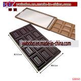 Rifornimenti di banco stabiliti del regalo di cerimonia nuziale del cioccolato della cancelleria promozionale (G8065)