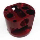 한가한 기계 부속품을 기계로 가공하는 알루미늄 또는 금관 악기 스테인리스 금속 정밀도 CNC
