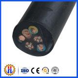 Kabel van de Controle van de bouw de Hijstoestellen Gebruikte (450V/750V)