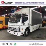 トラックを広告するためのデジタルフルカラーの屋外の移動式LED掲示板
