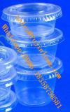 Taza plástica automática de la calidad que hace la máquina