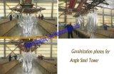 Stahlaufsatz des gefäß-110kv mit Zink-Beschichtung