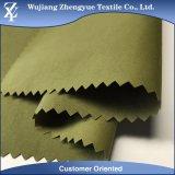 Tela de nylon del Windbreaker de la mezcla del algodón de la tela cruzada impermeable para la chaqueta de bombardero