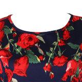 Одно платье качания вечера платья части стильное официально плюс размер