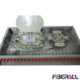 Painel de Patch de Fibra Óptica de Tipo Fixo com Adaptador FC Simplex