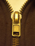 Zipper de bronze (7002)