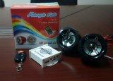 Sistema di allarme del motociclo di 2 modi con potere dell'amplificatore dell'altoparlante mini