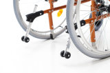 El peso ligero, Muti-funcional, fácil plegable, silla de ruedas manual (YJ-037D)