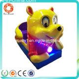 Parque de atracciones de fichas Winnie Pooh la máquina de juego del paseo del Kiddie
