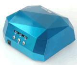 36W&CCFL UV LED lâmpada LED lâmpada UV, CCFL de pregos para pistolas de pregos todos de cura do secador de gel UV Polonês