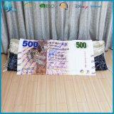 100%년 면 벨루어 스크린 민감하는 인쇄된 생생한 돈 비치 타올