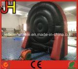 Jogo inflável popular do dardo do futebol, dardo do futebol de Velcro para a venda