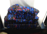 Chapeau bon marché de position teint par relation étroite florale colorée faite sur commande