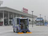 Professionelle städtische Hygiene-elektrischer Straßen-Kehrmaschine-LKW
