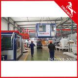 Het Mengen zich van de Machine van de bouw Middelgrote Stationaire Concrete 60m3 Installatie