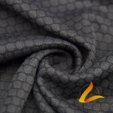 Gestricktes PolyesterSpandex Lycra elastisches Gewebe für Sportkleidung-Eignung (LTT-2012#)