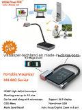 Учя Gooseneck HDMI оборудования портативный визуализатор для конторских машин